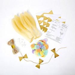 Ballons confetti