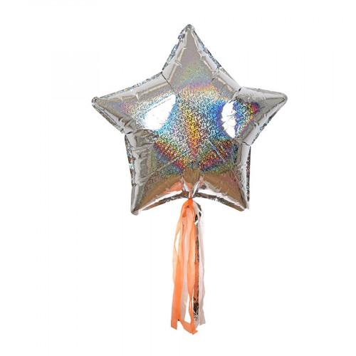 Ballons - Etoiles - 6 pcs