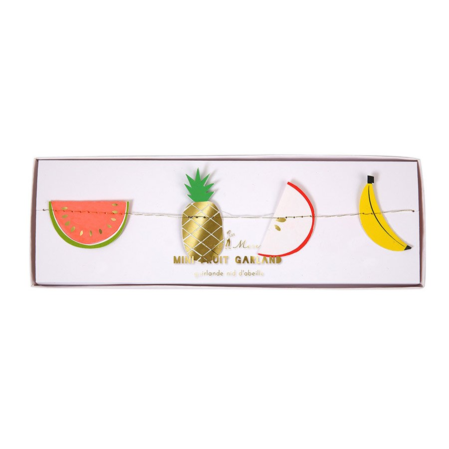 Guirlande - Fruits - 4m