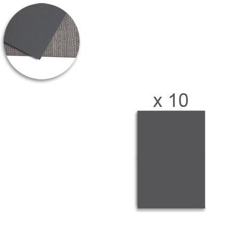 Plaque de linoléum - 13 x 18 cm