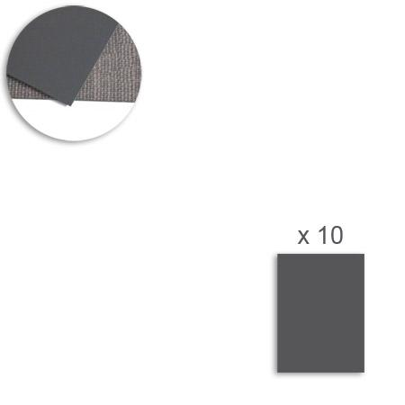 Plaque de linoléum - 9 x 12 cm