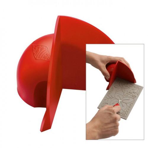 Protège-main pour la gravure