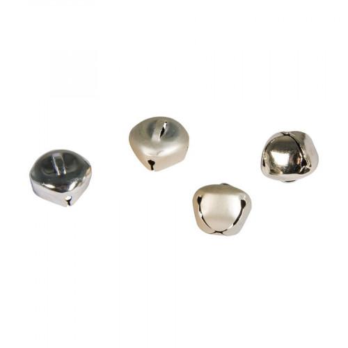 Clochettes en métal - Or - Ø 1,5 cm