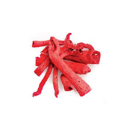 Bois flotté - Racines creuses - Rouge - 60g