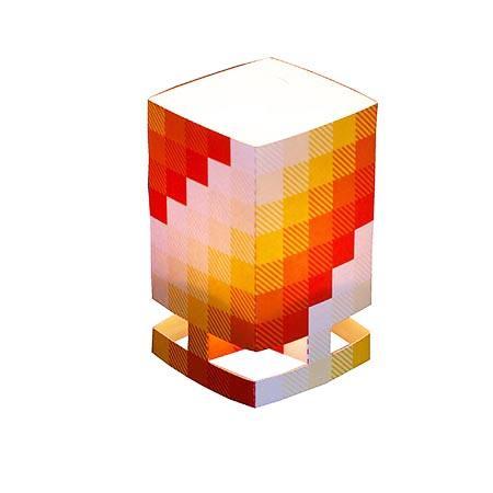 Photophores x 5 - Arcanes - Orange
