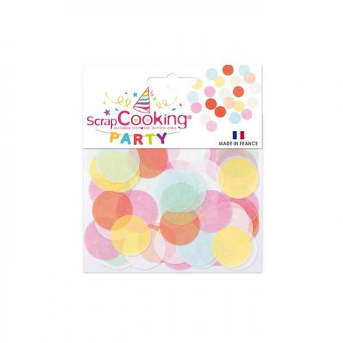 Confettis - multicolore - 20 g