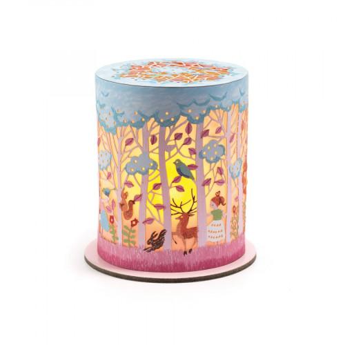 Mini Veilleuse - Forêt magique