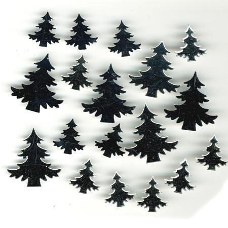 Miniatures en miroir plastique
