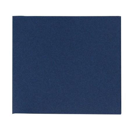 Serviettes Airlaid 40x40 - bleu nuit
