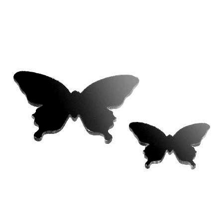 Miroir - Papillons