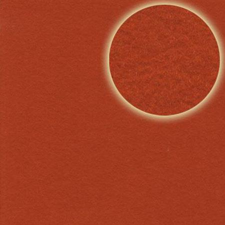 Feuille feutre 2 mm - Potiron - 30,5 x 30,5 cm