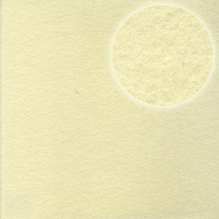 Feuille feutre 2 mm - Ecru - 30,5 x 30,5 cm
