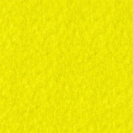 Coupon de feutrine 1 mm - Jaune - 30 x 30 cm