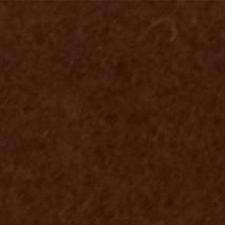 Coupon de feutrine 1 mm - Marron - 30 x 30 cm