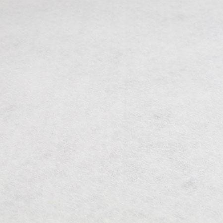 Coupon de feutrine 1 mm - Blanc - 30 x 30 cm