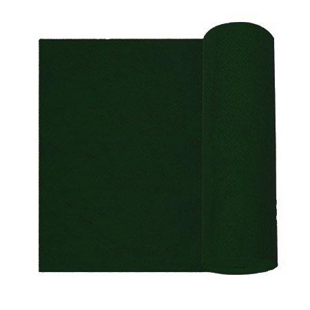 Rouleau de feutrine - Vert foncé - 45 cm x 5 m