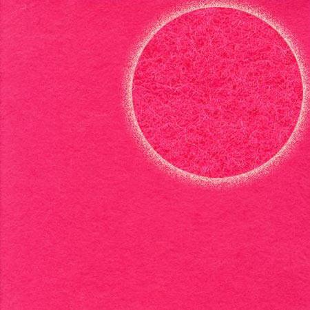 Feuille de feutre rose - 2 mm - 30,5 x 30,5 cm