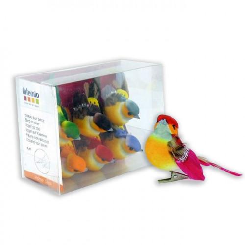 Set de 6 oiseaux - Petits
