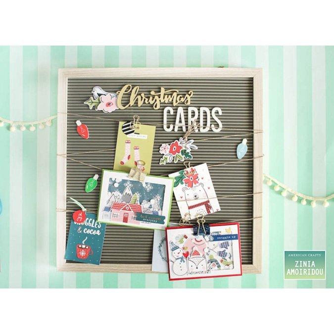 Caractères pour Letter Board - 5 cm - rose - 148 pcs