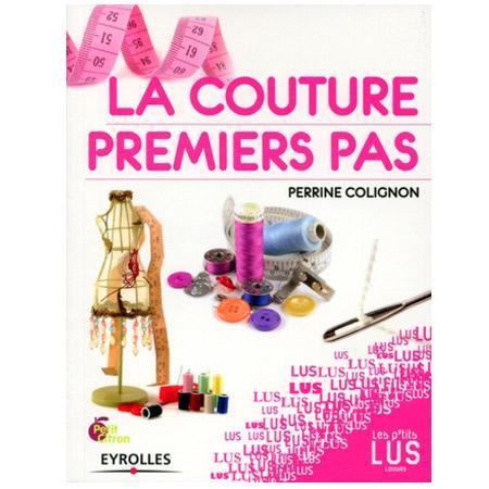 Livre - La couture premiers pas