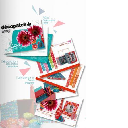 Décopatch mag' #3