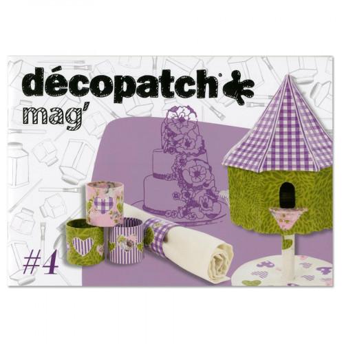Décopatch mag' #4