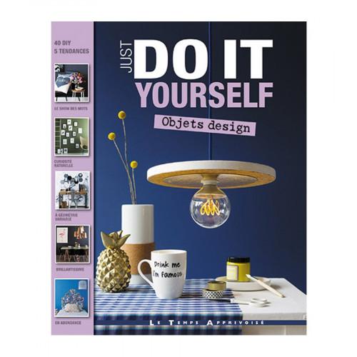 Livre - Juste do it yourself - Objet design