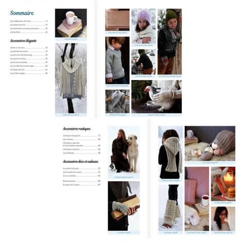 Livre - Créations tricot