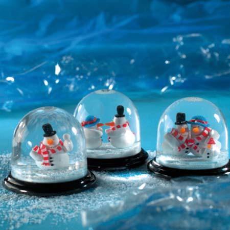 Boule à neige - 5,2 x 7 cm