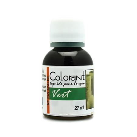Colorant bougie - Vert