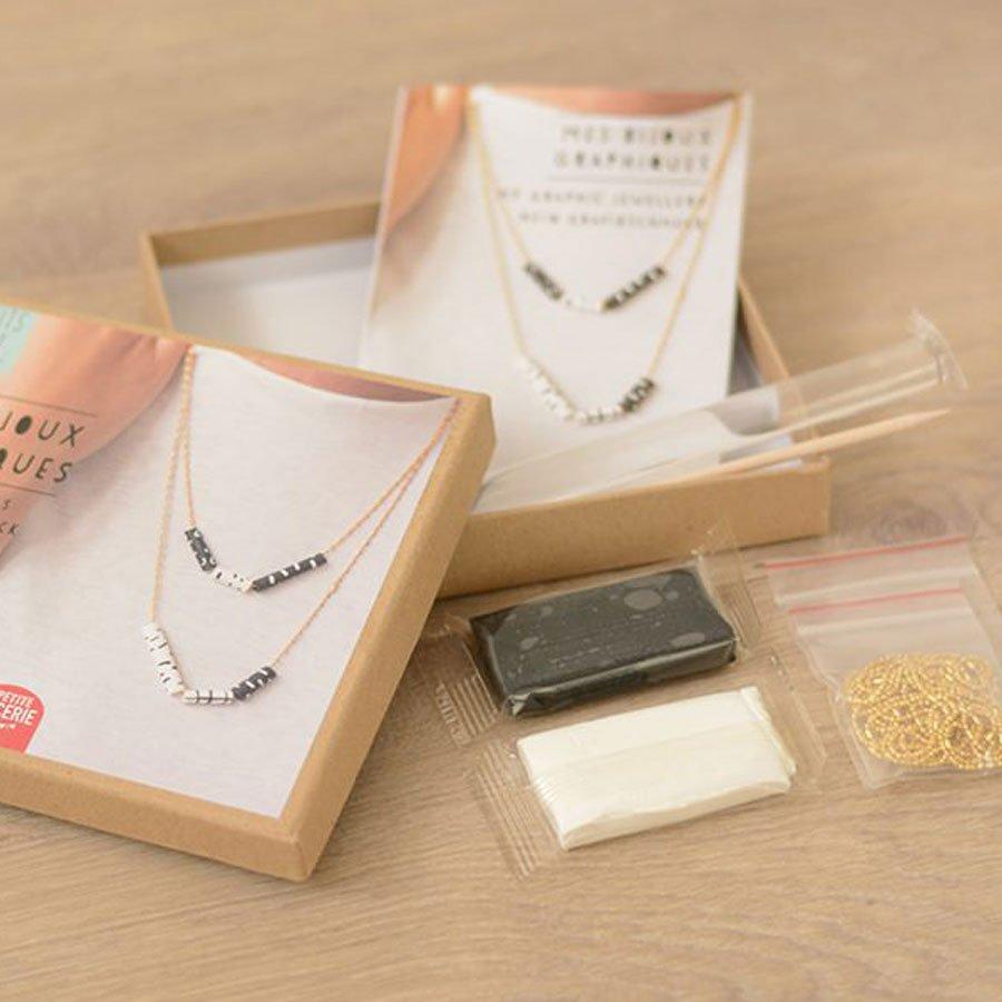 Mes Kits Make It - Mes bijoux graphiques