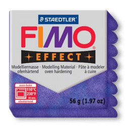 Fimo effect - Lilas pailleté (602)