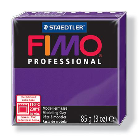 Fimo Professionnal - Lilas (6) - 85 g