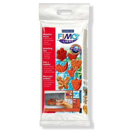 Fimo Air Light - Micro-Ondable - Terracotta - 250 g