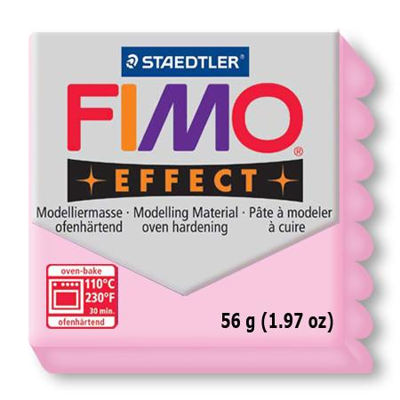 Fimo effect - Rose pastel (205)