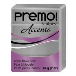 Pâte à modeler Premo pailletée