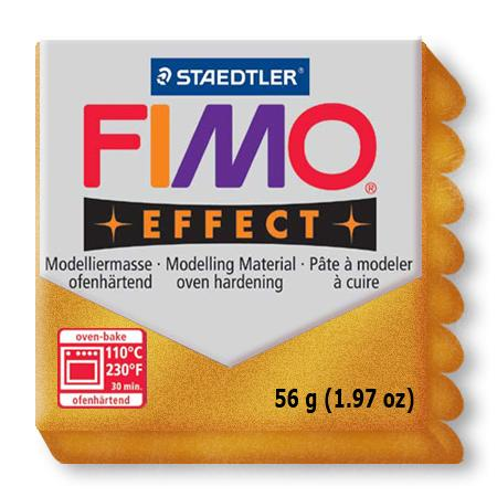 Fimo effect - Or métallique (11)
