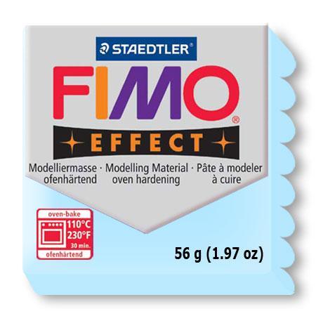 Fimo effect - Blue ice quartz (306)