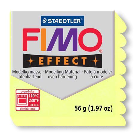Fimo effect - Jaune Citrine (106)