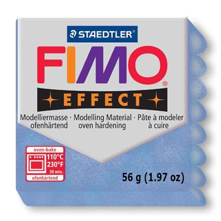 Fimo effect - Bleu Agate (386)