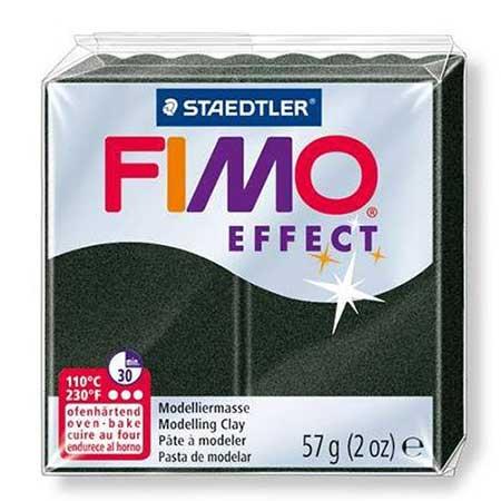 Fimo Effect - Noir perlé (907) - 57 g