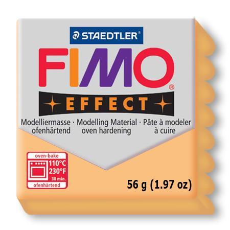 Fimo effect - Orange pastel (405)