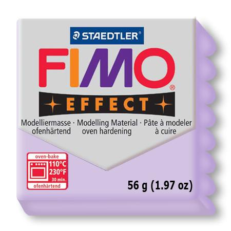 Fimo effect - Mauve pastel (605)