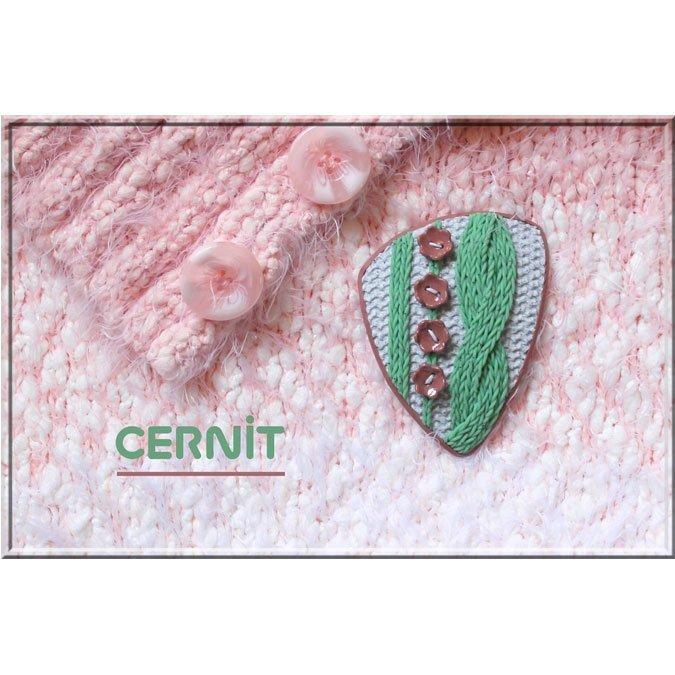 Pâte Polymère Cernit Naturel Granit 56 g