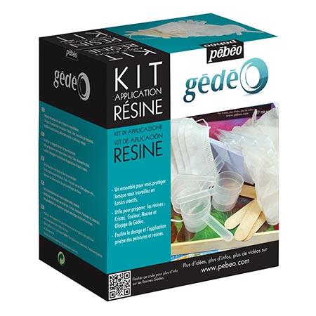Kit d'application de Résine
