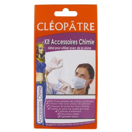 Kit Accessoires Chimie pour travaux résine