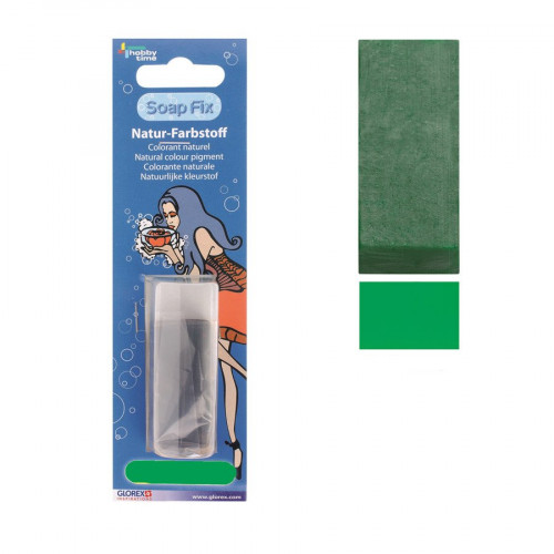 Colorant pour savon - Naturel - Vert - 25 g