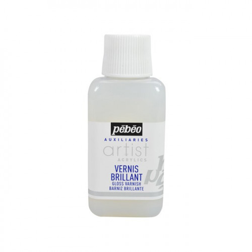 Acrylics - Vernis brillant - 250 ml