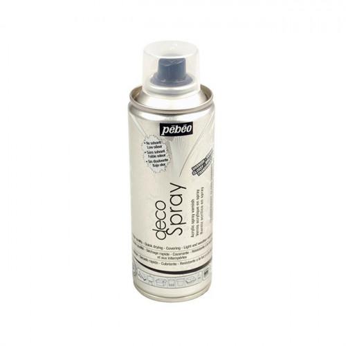 DecoSpray - Auxiliaire - 200 ml - Vernis brillant