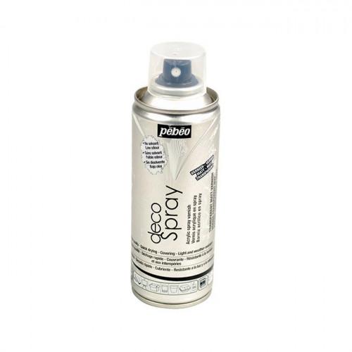 DecoSpray - Auxiliaire - 200 ml - Vernis mat